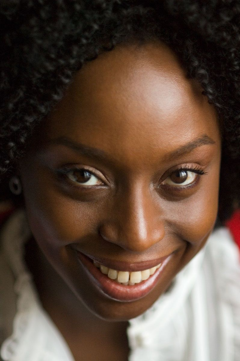 Chimamanda Ngozi Adichie, Author, London