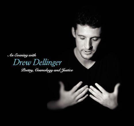 Drew Dellinger, Poet, Marin, CA