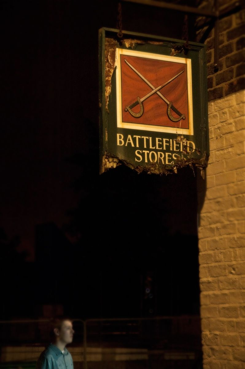 Corner Store, Battlefield, England