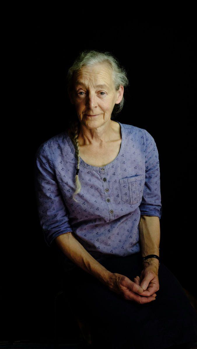 Gillian Allnutt, Poet