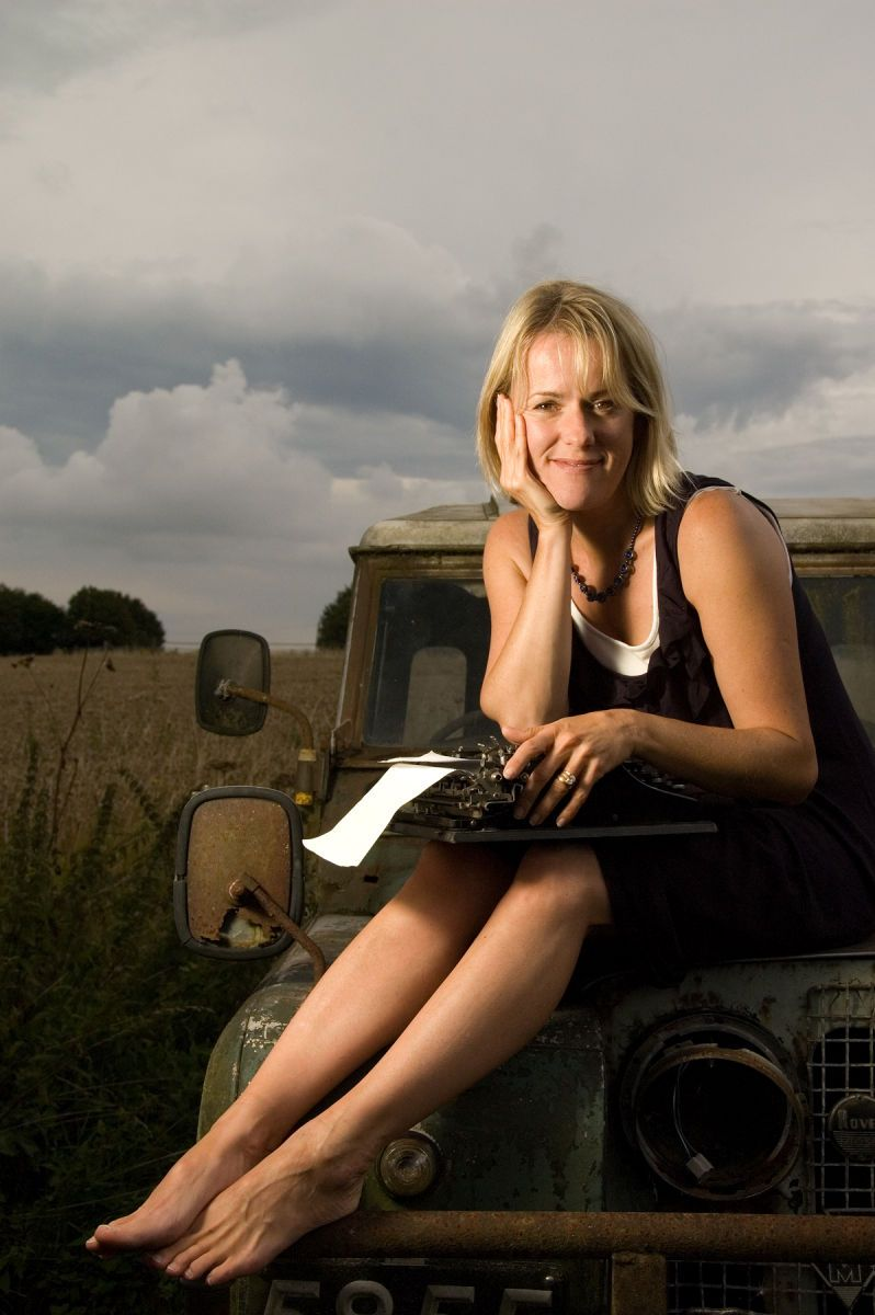 JoJo Moyes, Author, Essex, England