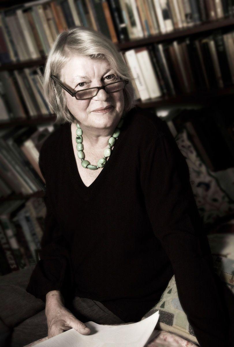 Lynn Barber, Author, London
