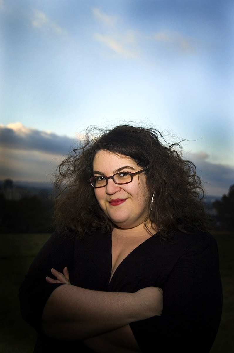 Naomi Alderman, Author, London