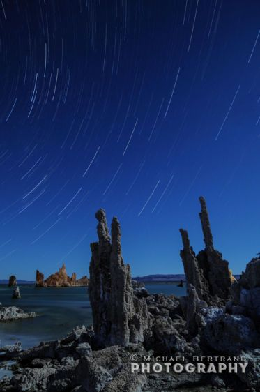 Mono Lake Tufa Star Trails2