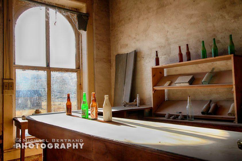 Bar Window in Bodie