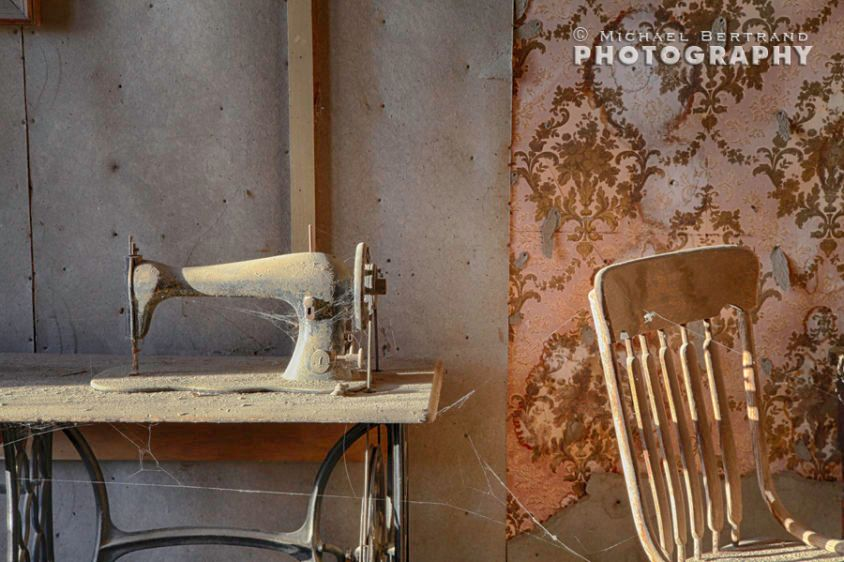 Sewing machine Chair Bodie