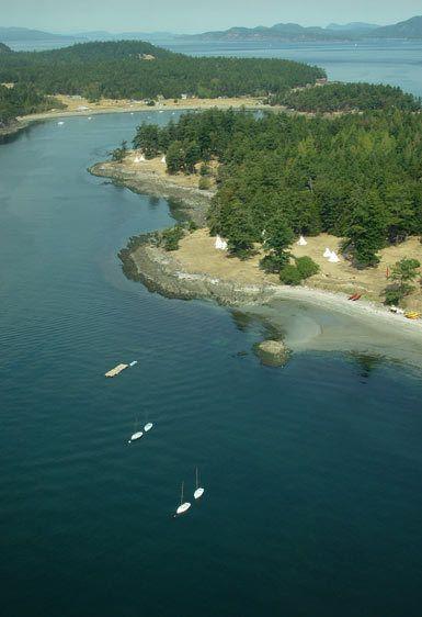 Over Johns Island