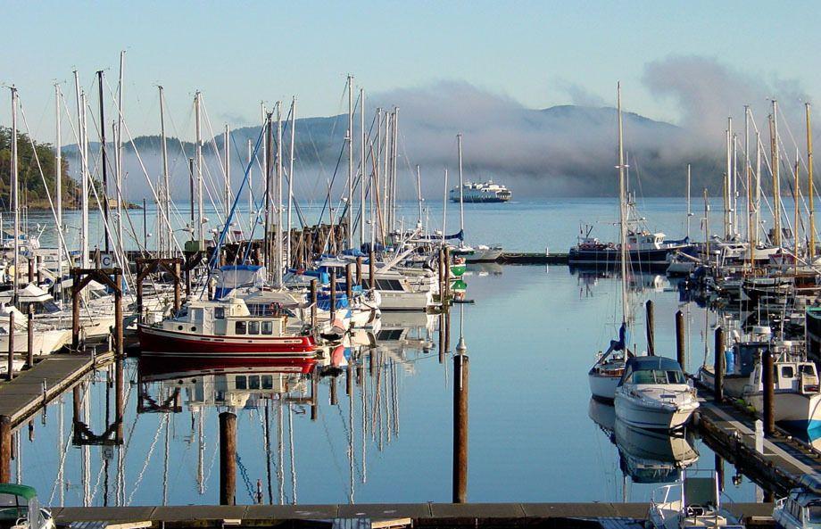 Destination Friday Harbor