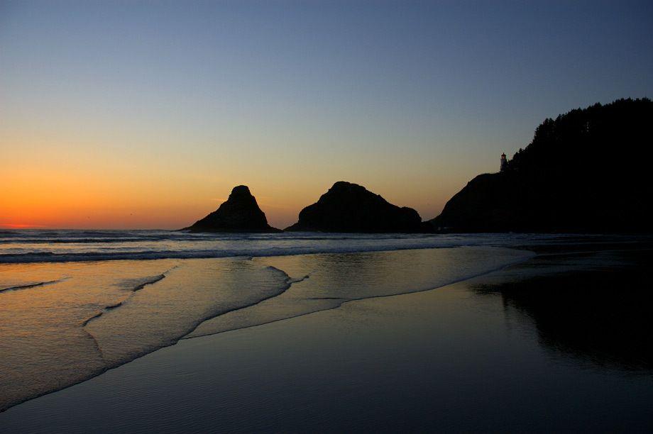 Sunset @ Heceta Head Lighthouse