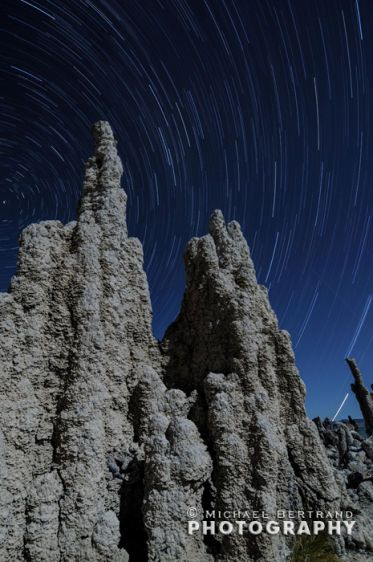 Mono Lake Tufa Star Trails 3