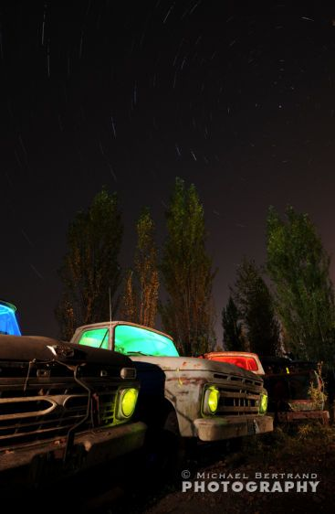 3 Trucks 3 Headlights