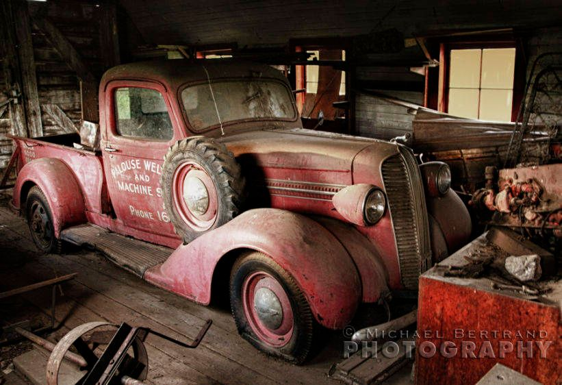 Palouse Truck