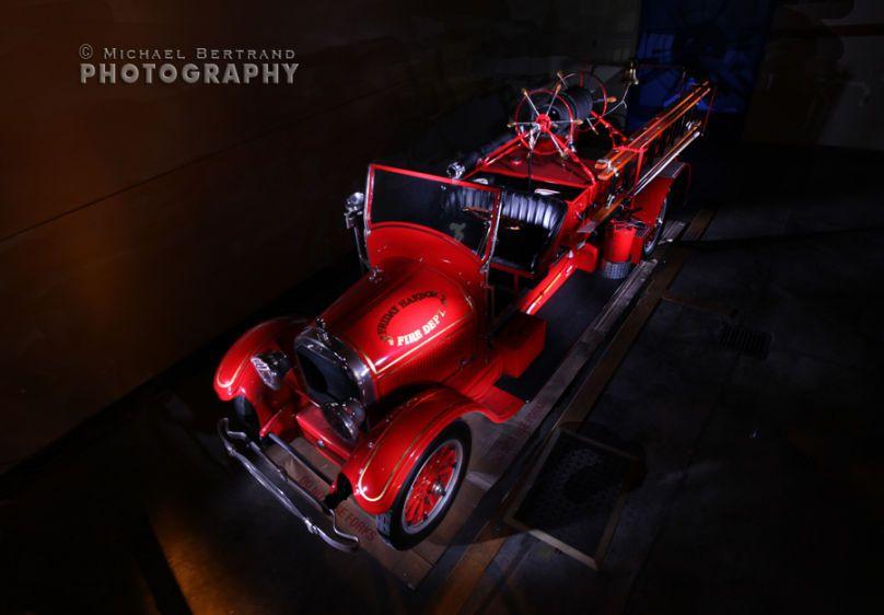 1923 Cadillac Fire Truck