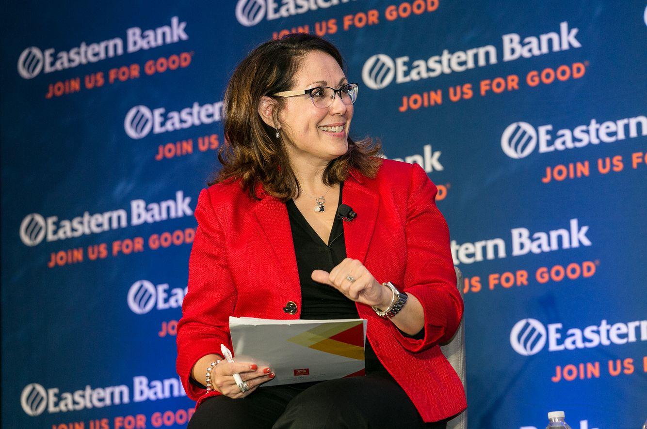 Vanessa Calderon-Rosado, CEO of IBA