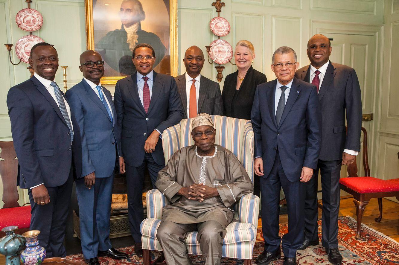 Africa's Leaders Speak Forum
