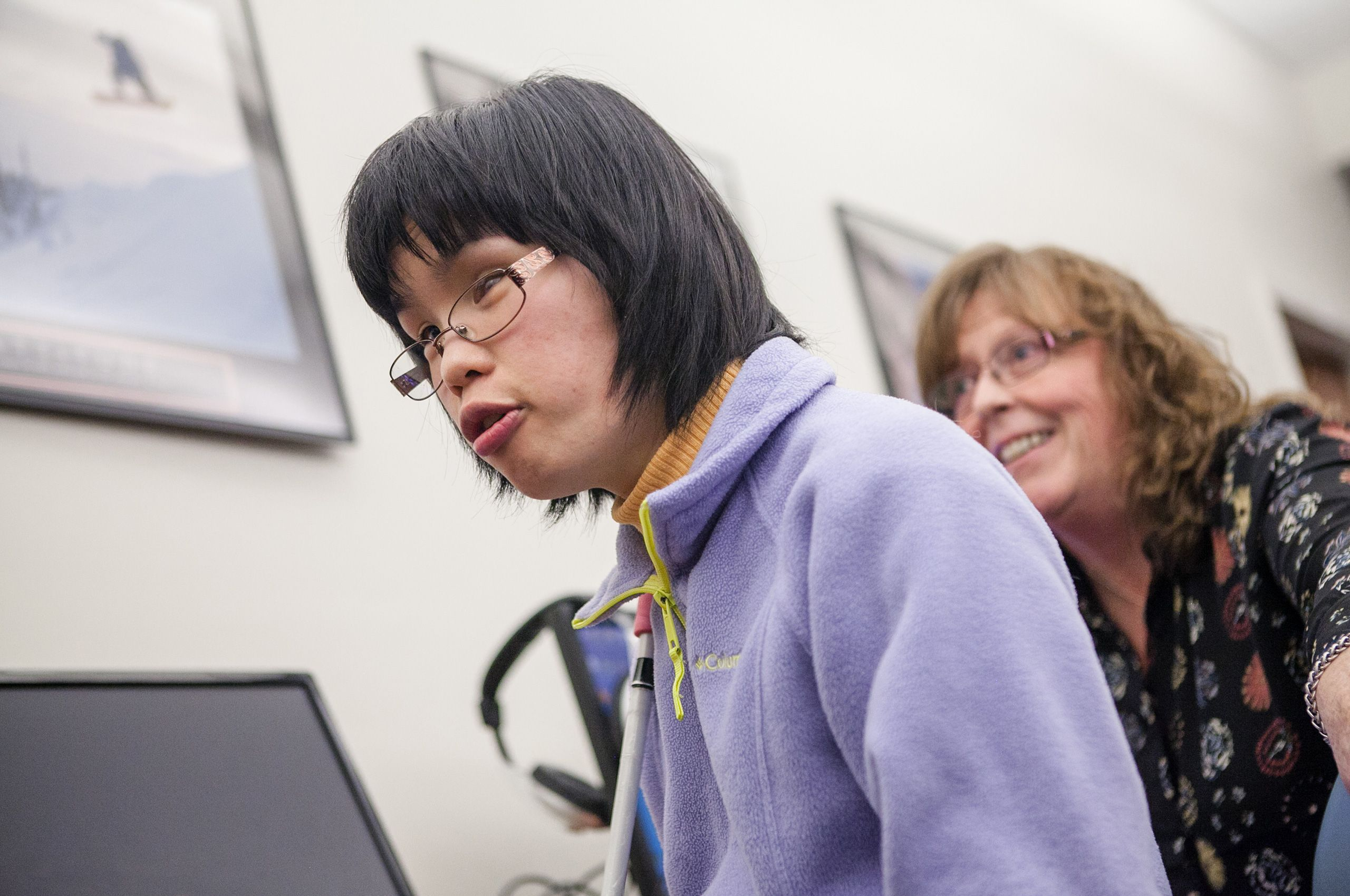 The Price Center supports people with developmental and intellectual disabilities.