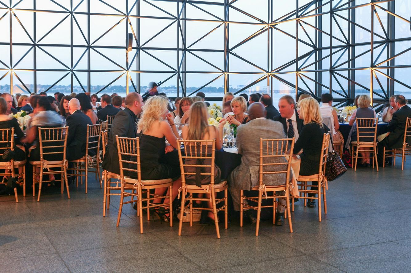 An Event at the Museum Pavilion of the JFK Presidential Library and Museum