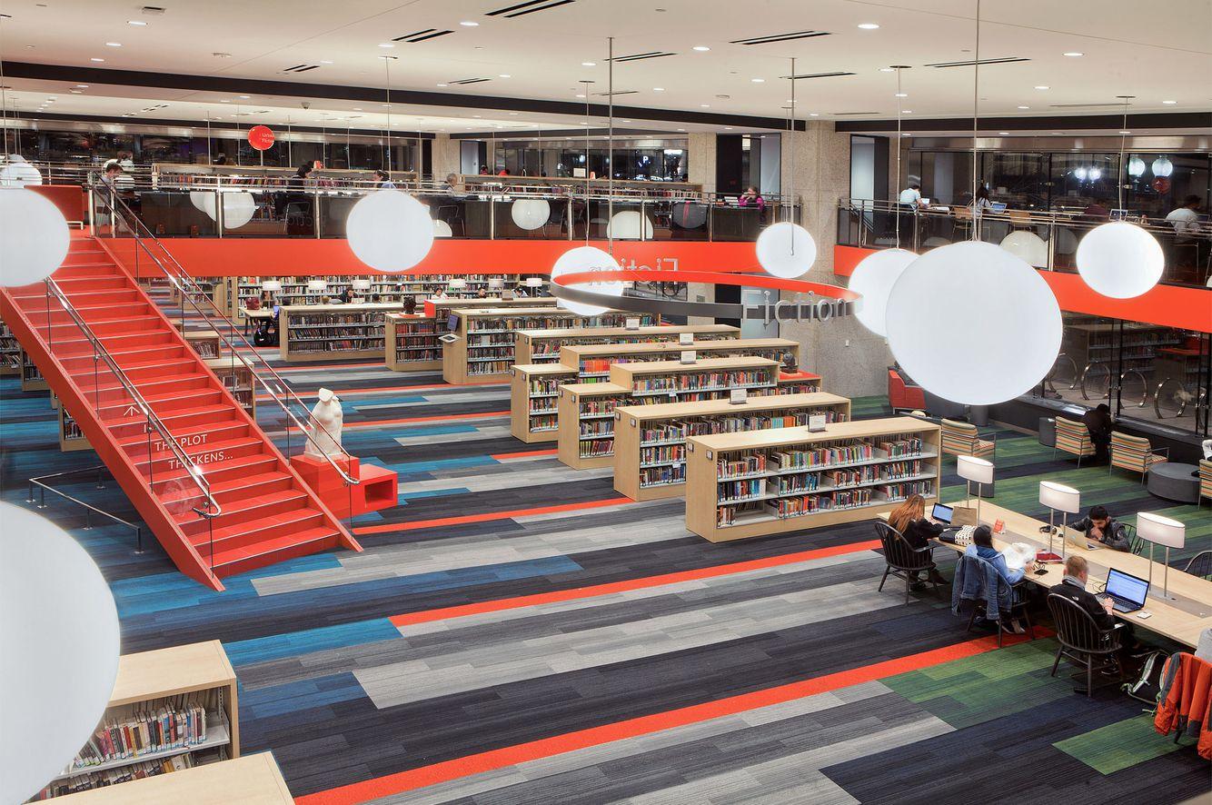 Boston Public Library, Johnson Building Improvements