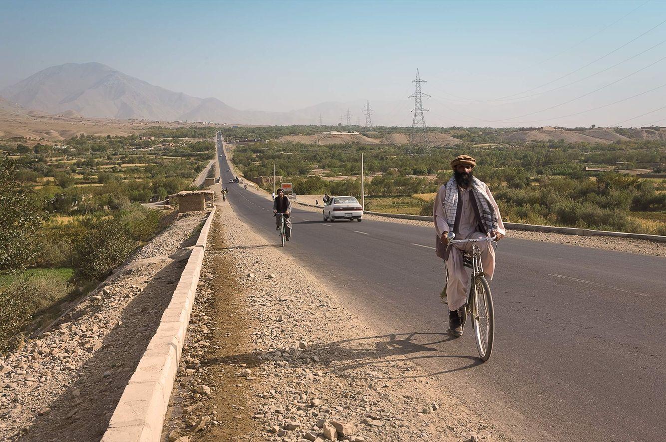 Road in Afganistan