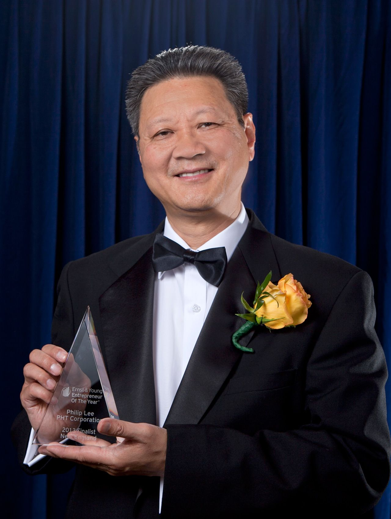 The World Entrepreneur Of The Year  Award