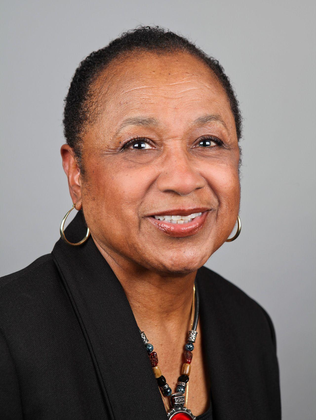 African-American Woman Headshot