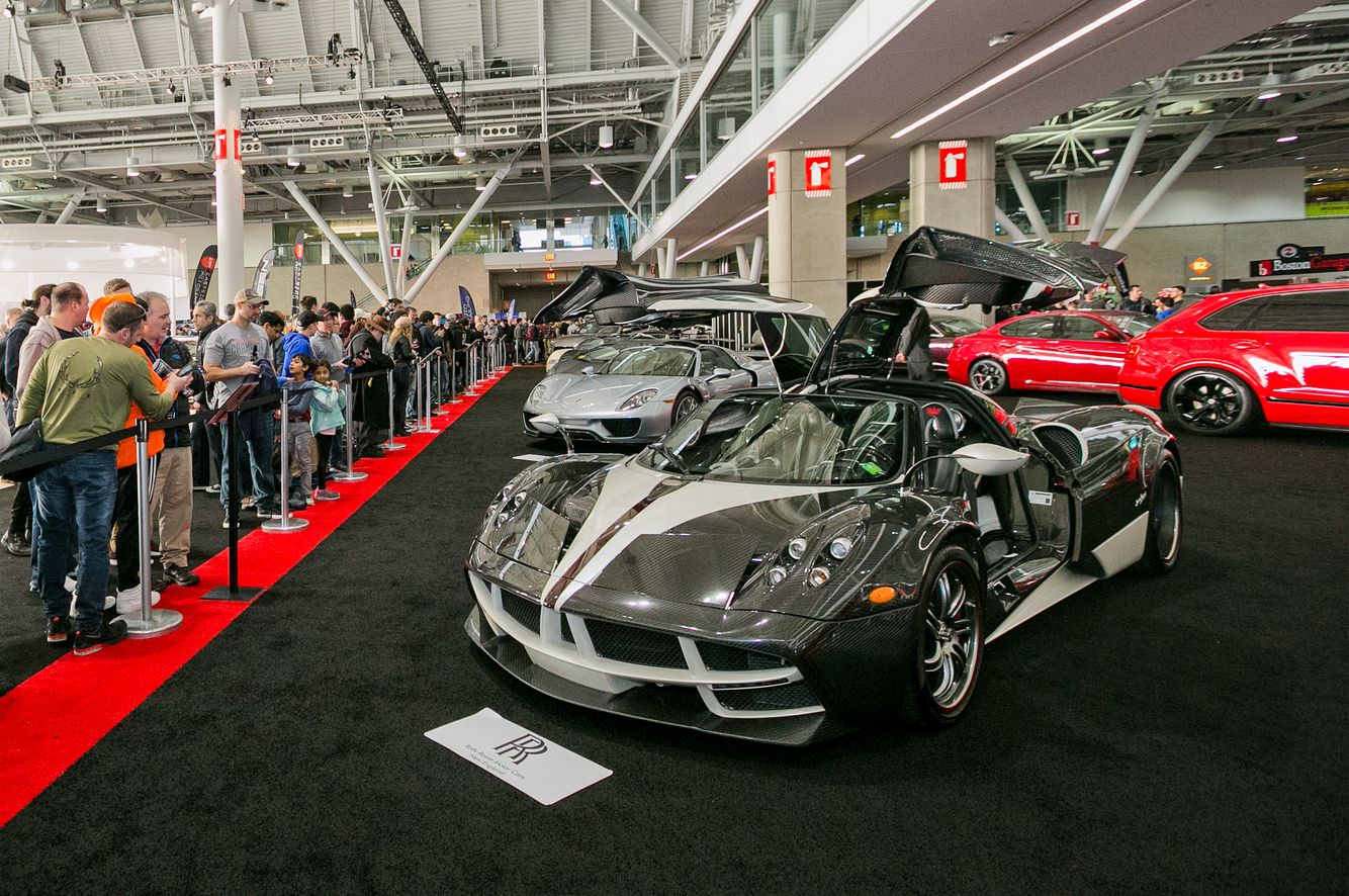 Biggest Auto Show in New England