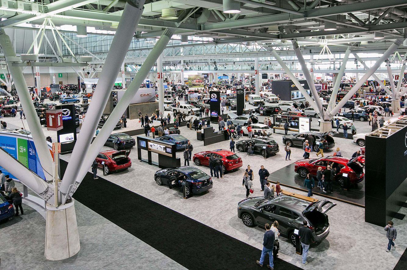 New England Auto Show