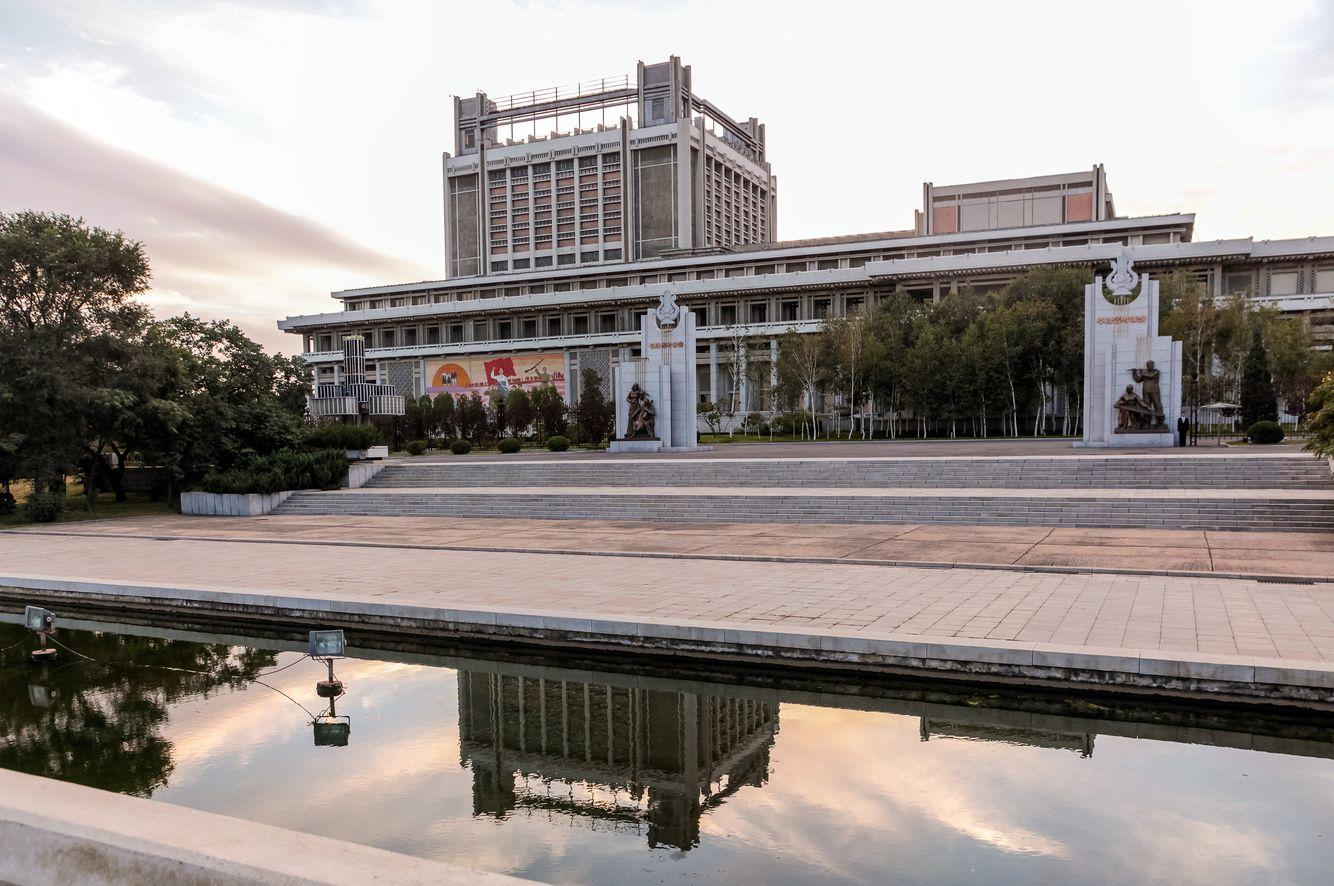 North Korea's Architecture