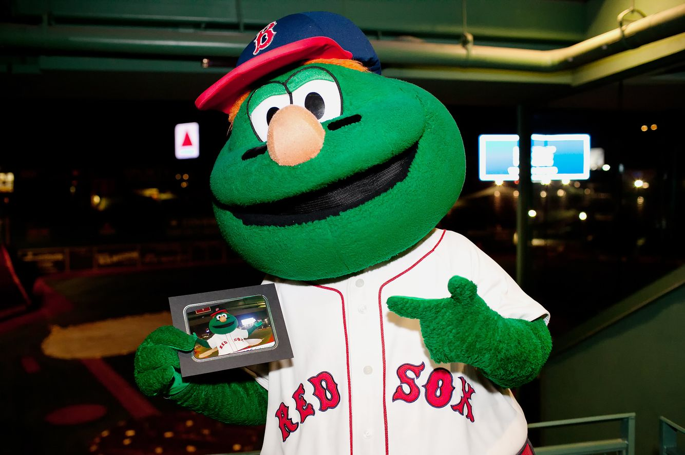 Picture of Wally the Green Monster
