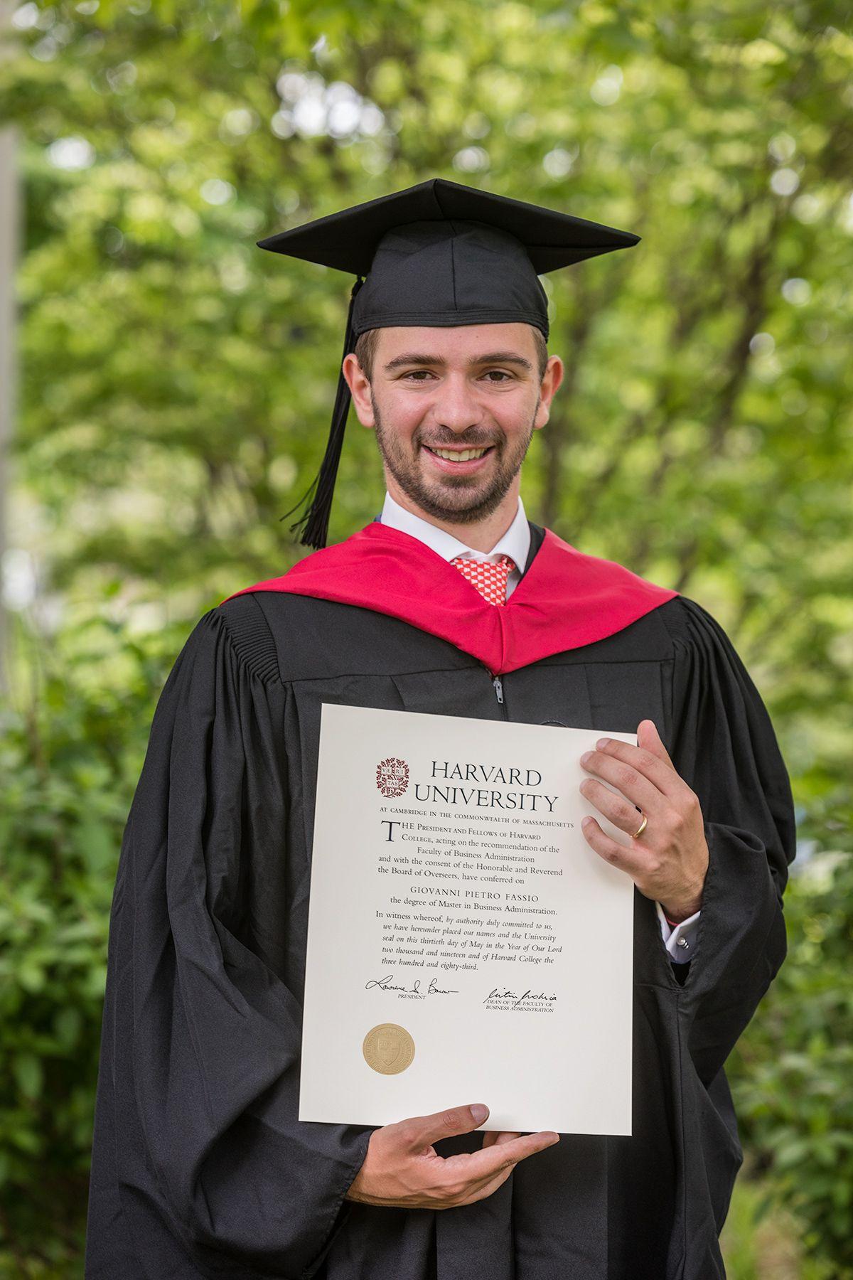 Harvard's Graduation