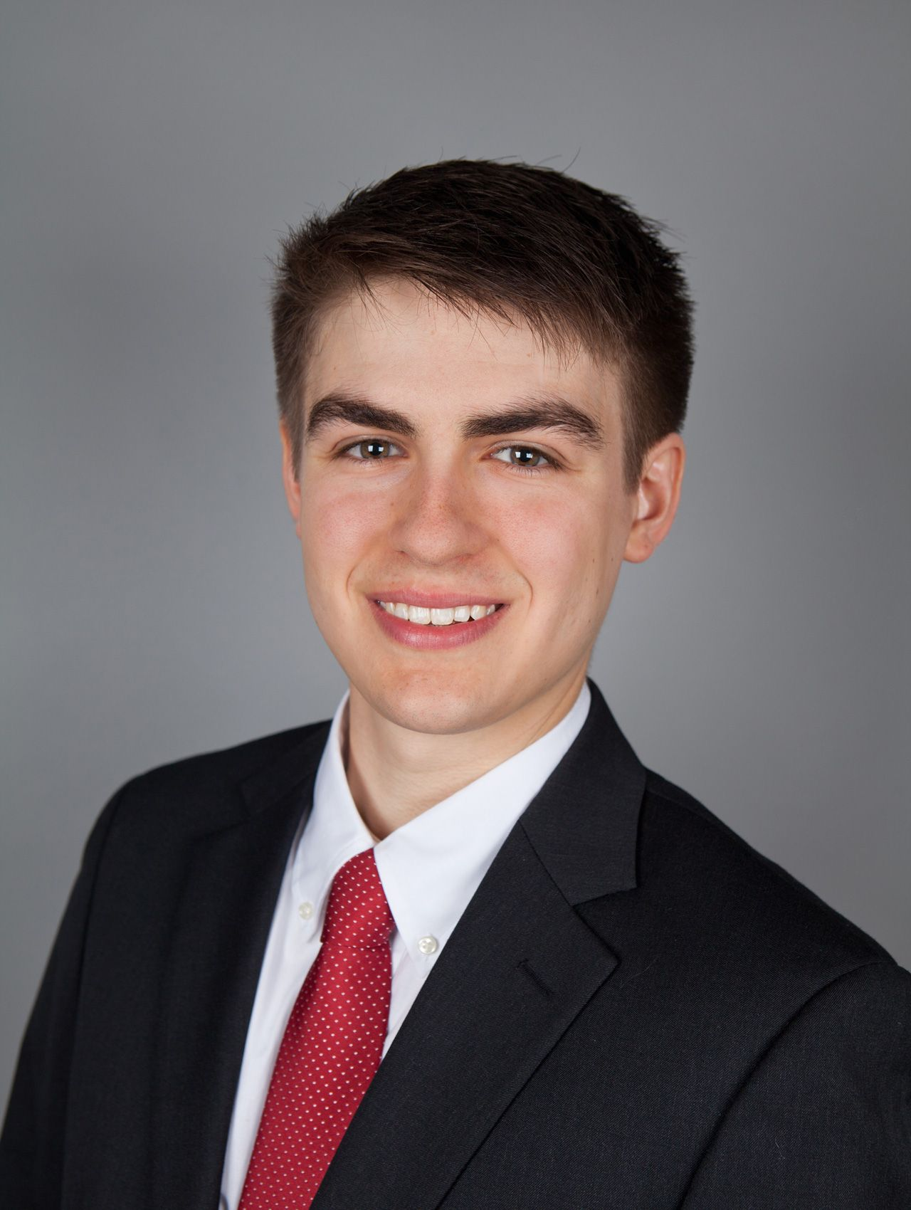 Headshot for Medical School Application