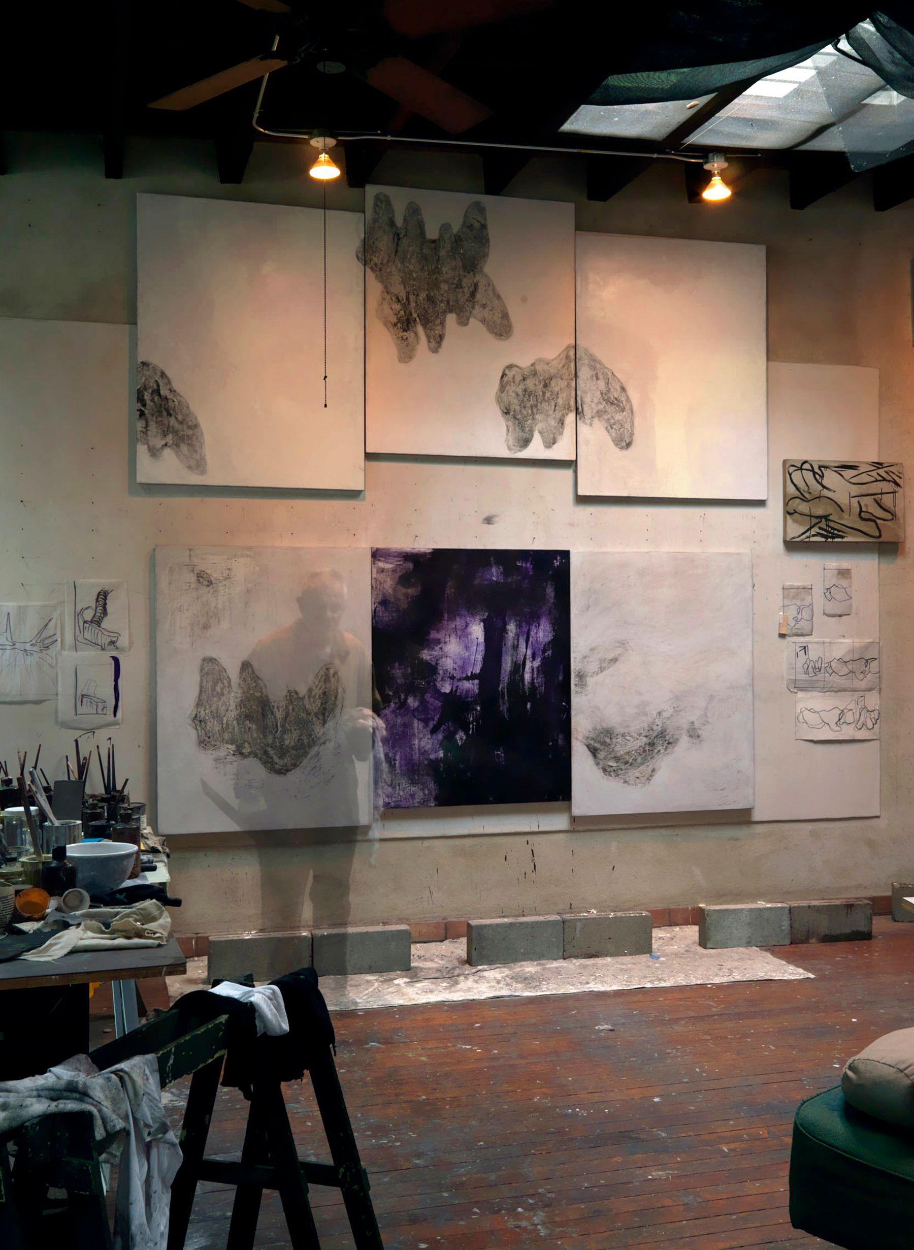 Bill in his studio.jpg