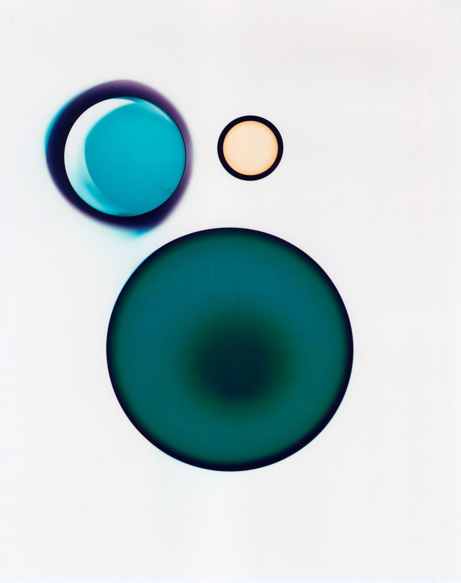 Polaroids - Blue