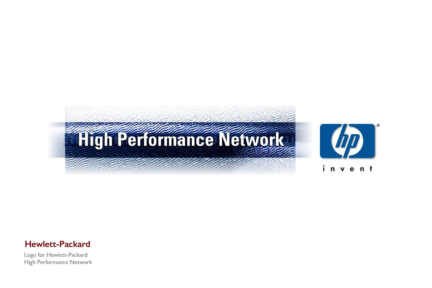 HP High Performance Network