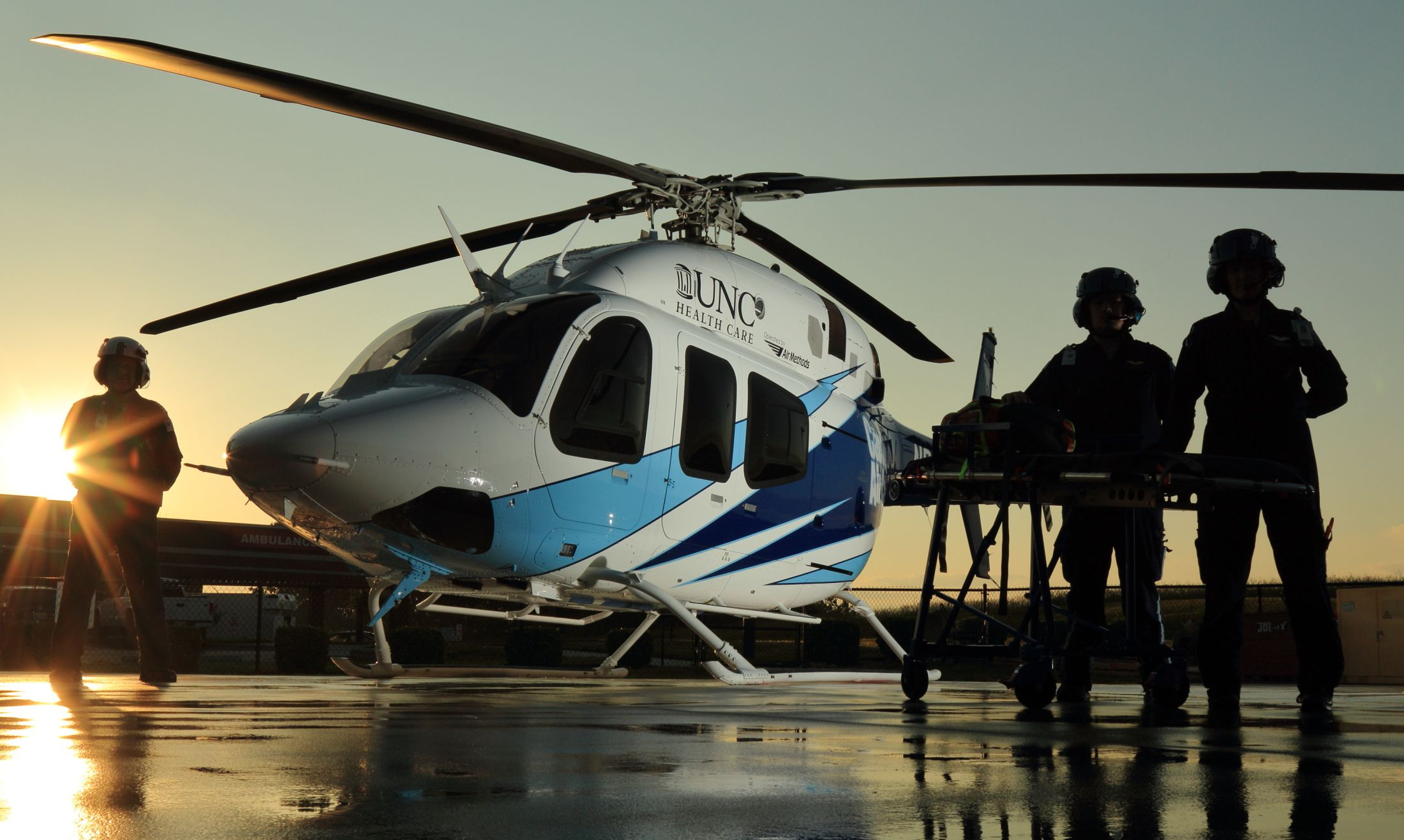 UNC - Bell 429