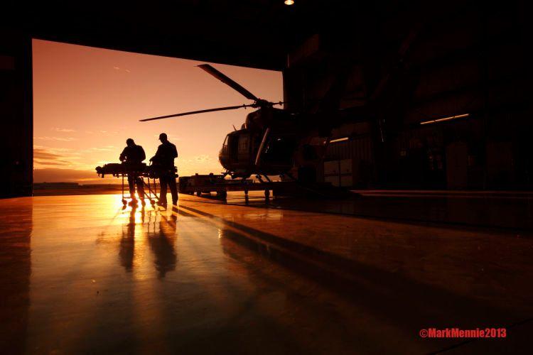 #airmedical Sunrise