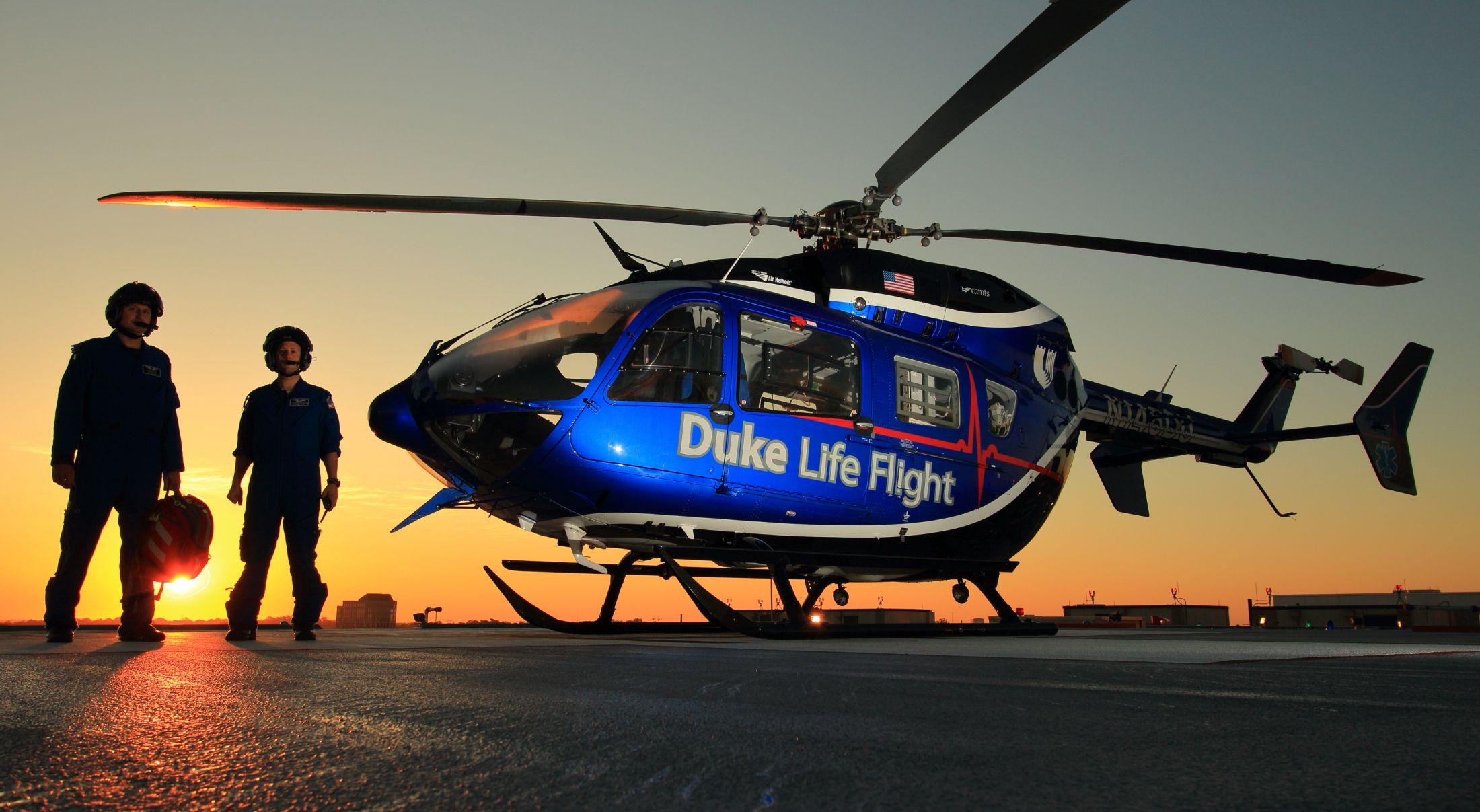 #airmedical Duke