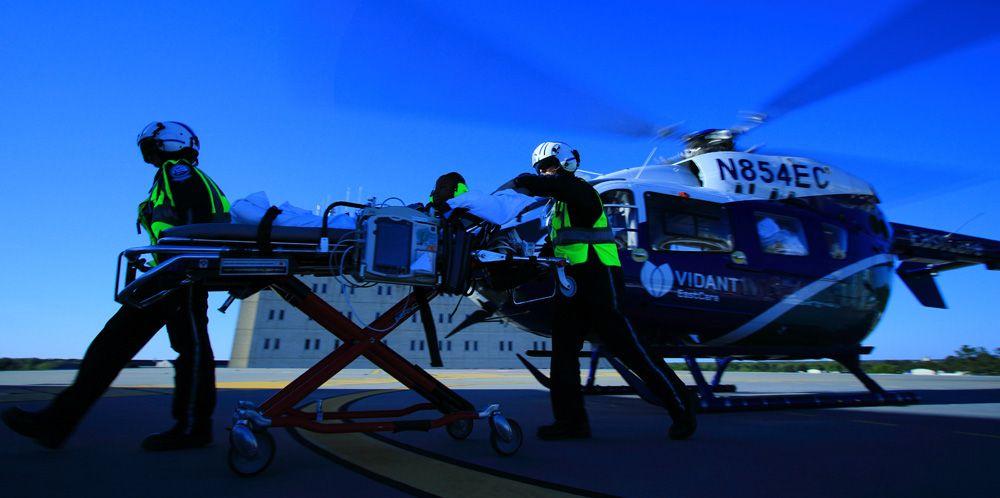 Vidant - Patient transport
