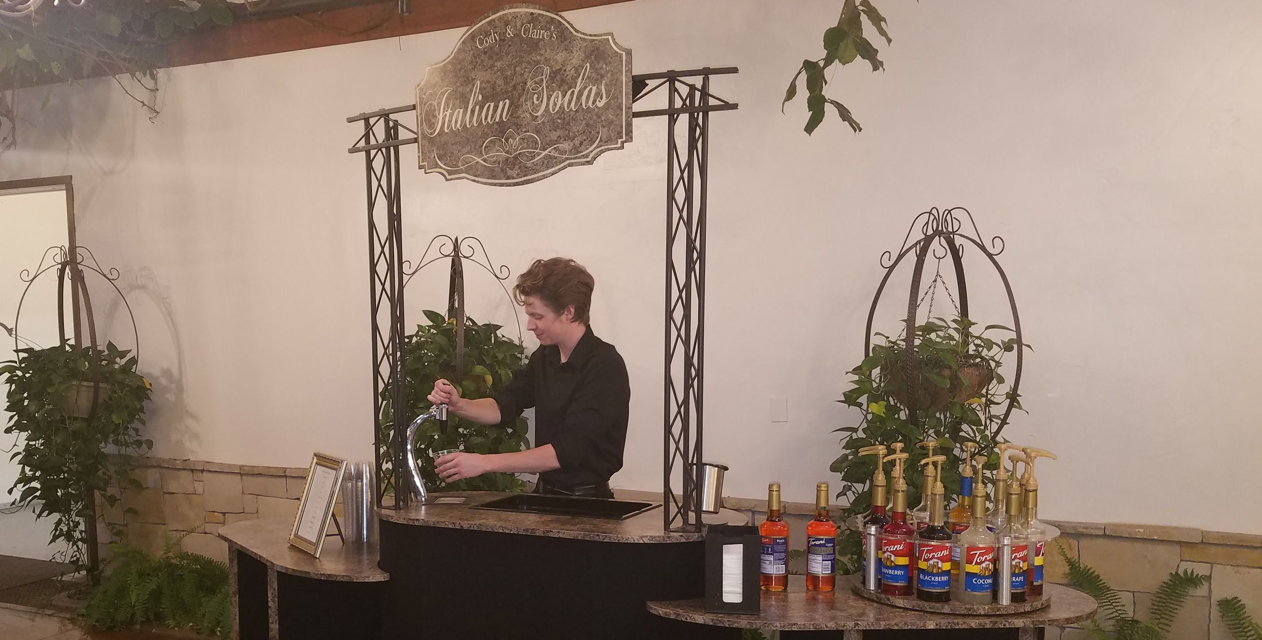Catering Station