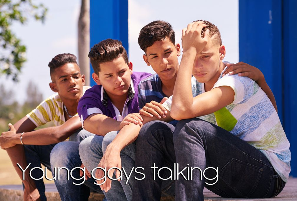 Young Gays Talking