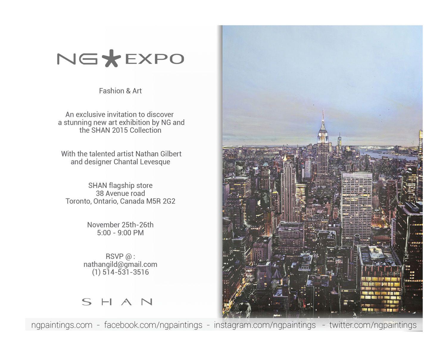 NGexpo ''Fashion & Art''