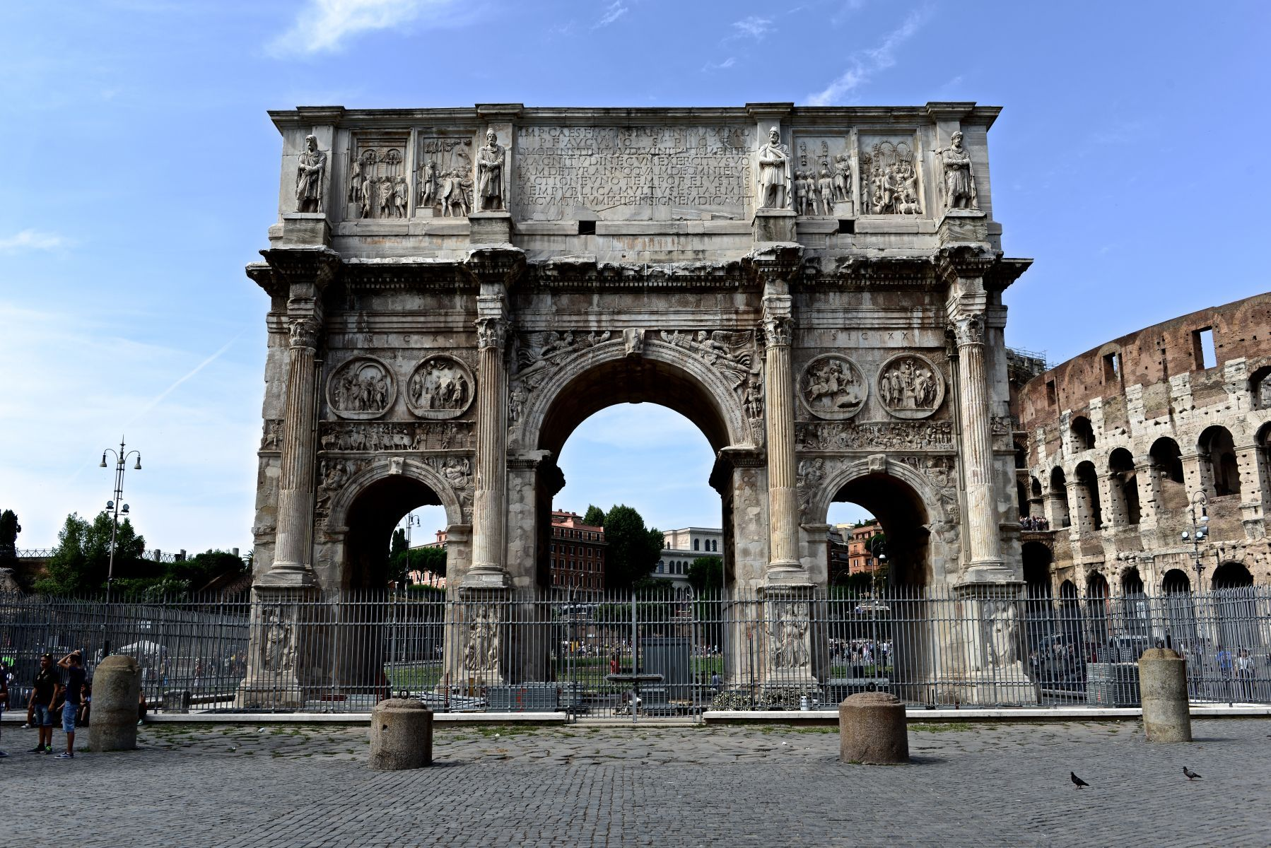 """First arch"""