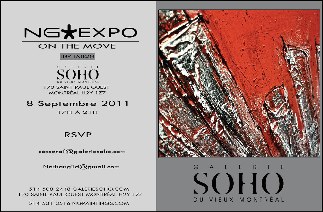 NGexpo ''On the move''