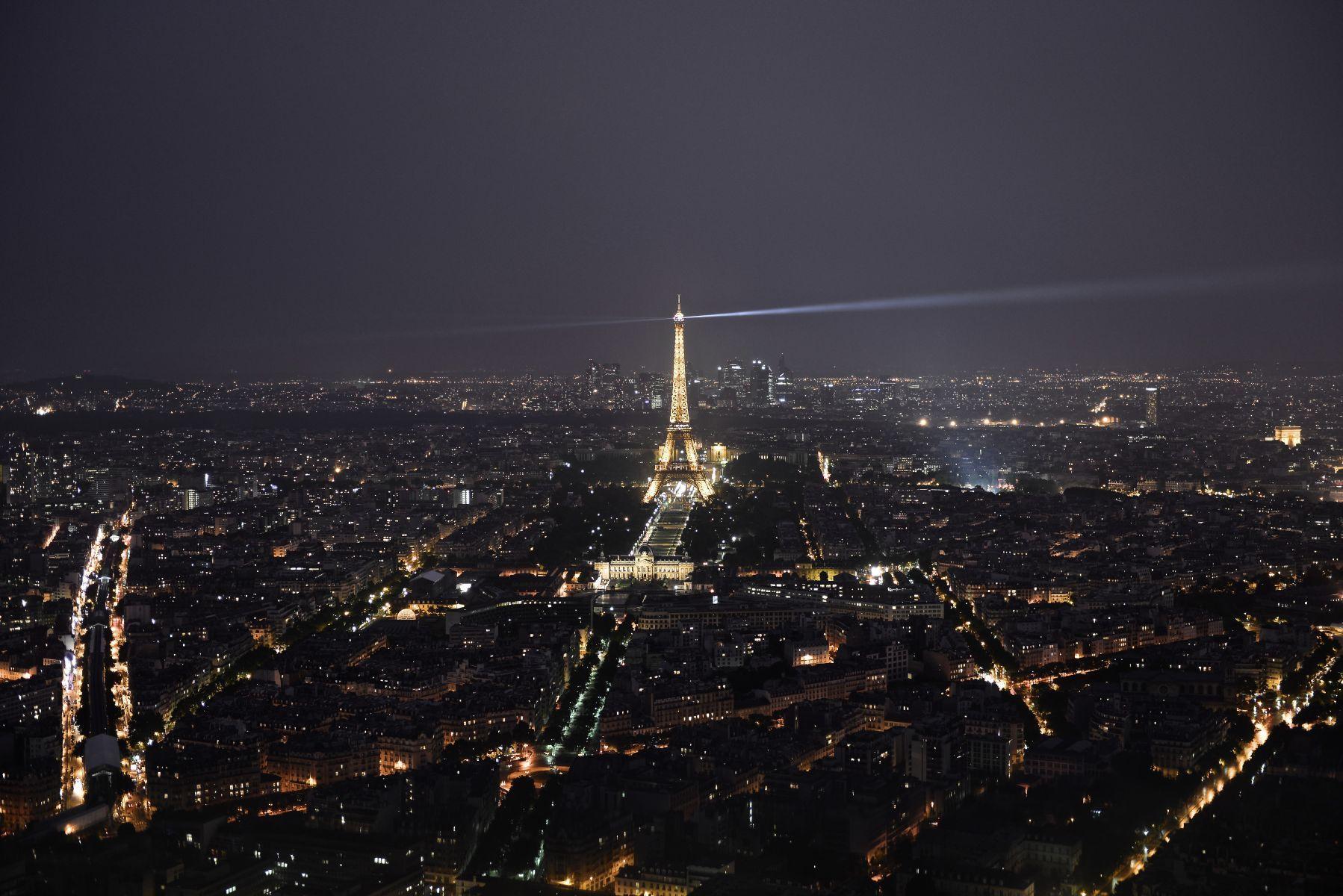 """""""Le ciel de Paris"""""""
