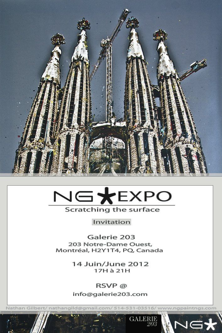 NGexpo ''Scratching the surface''