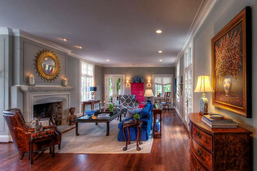 Residential Interior Design Photography Designer Showhouse Columbus Ohio