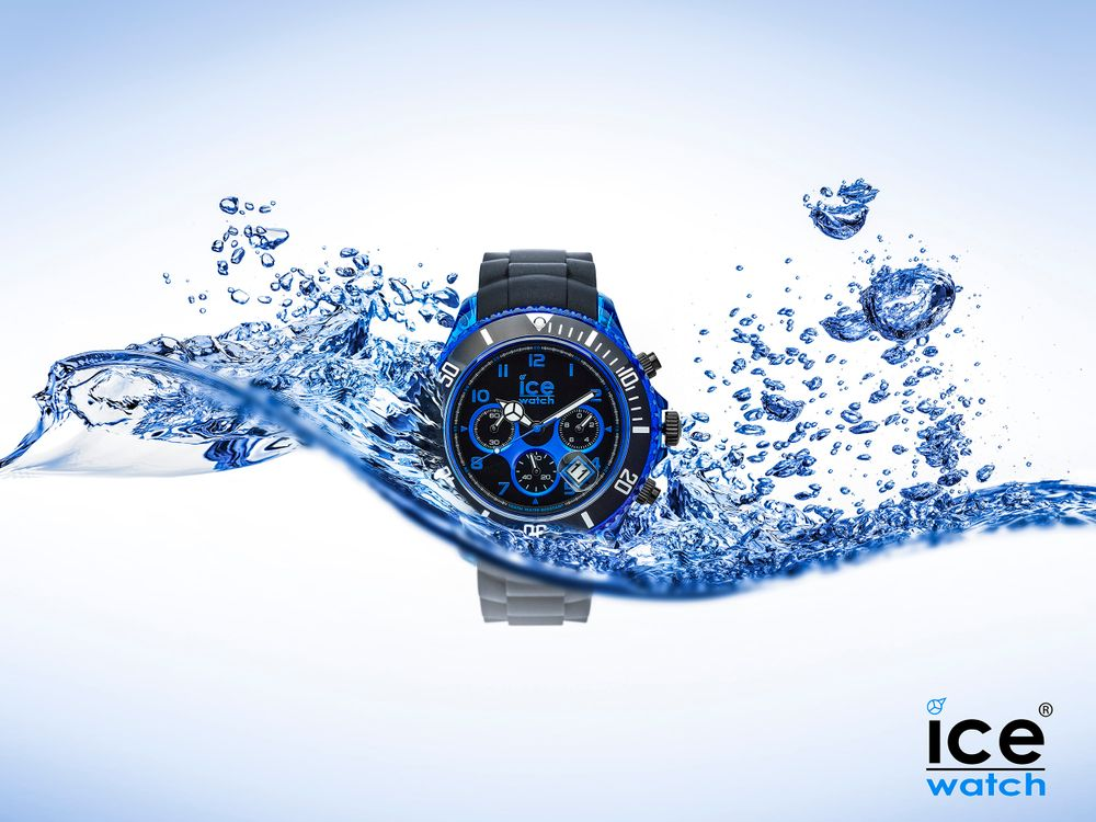 ICE watch ad campaign