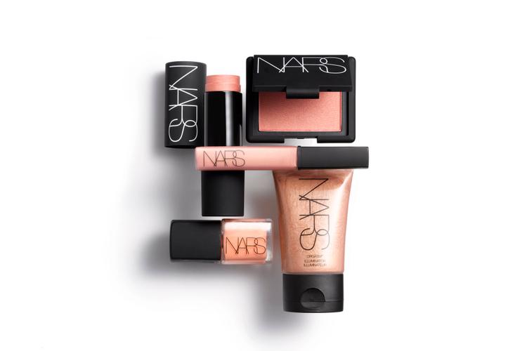 Nars cosmetic advertising image