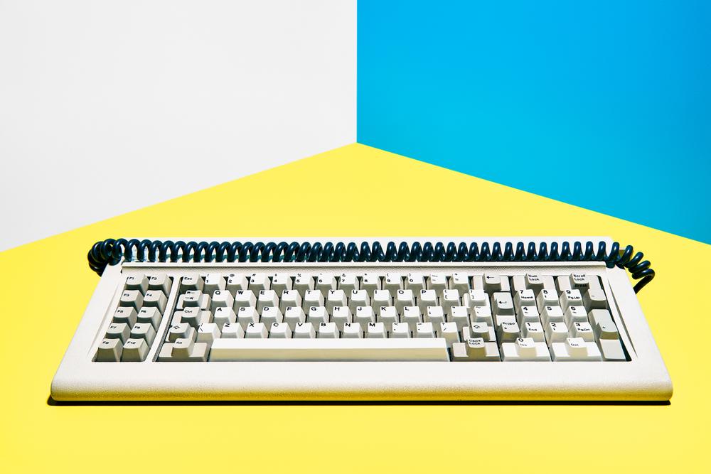 Keyboard in Seattle Technology Museum