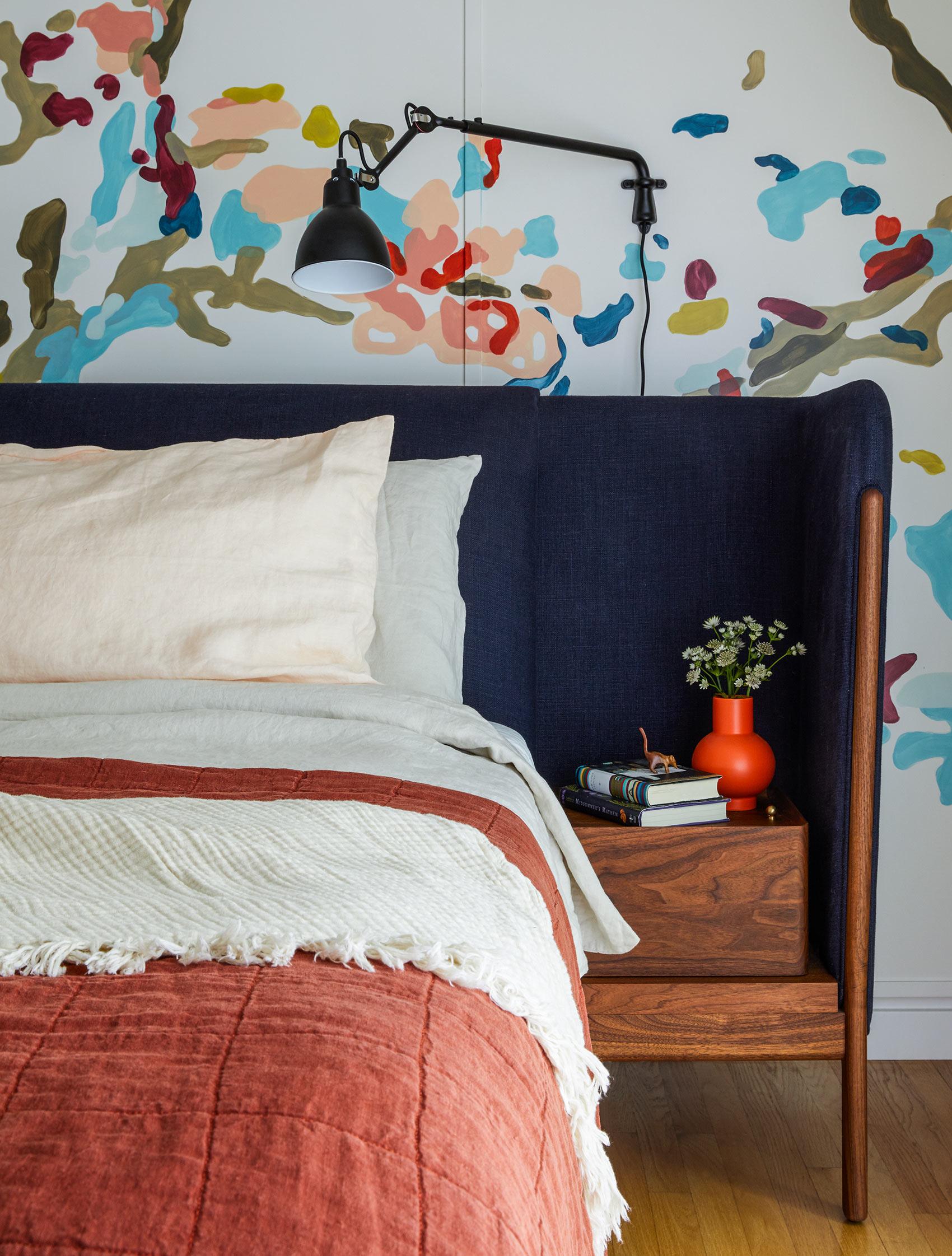 Bedroom Murals, Interior Design